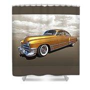 Cadillac Sedanette 1949 Shower Curtain