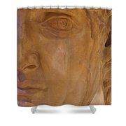 Caesar Shower Curtain