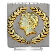 Caesar's Palace Shower Curtain