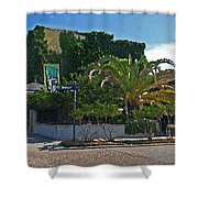 Cafe 615 Shower Curtain