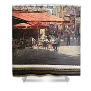 Cafe Et Pasteries Shower Curtain