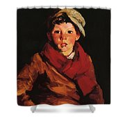 Cafferty 1926 Shower Curtain