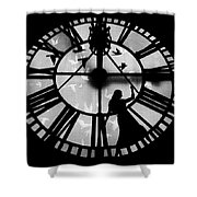 Caged Soul Shower Curtain by Marianna Mills