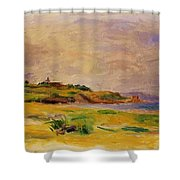 Cagnes Landscape 1910 2 Shower Curtain