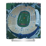 Cal Memorial Stadium Shower Curtain