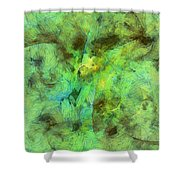 Calcariform Trance  Id 16097-210515-93780 Shower Curtain