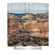 Calf Creek Canyon Grand Staircase Escalante Utah Shower Curtain