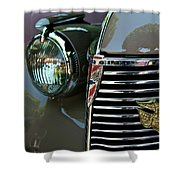 California Chevy Classic Shower Curtain