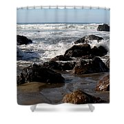 California Coast 12 Shower Curtain