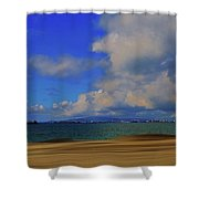 California Coast Shower Curtain