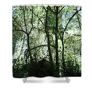 California Jungle Shower Curtain