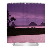 California, Sonoma Coast Shower Curtain