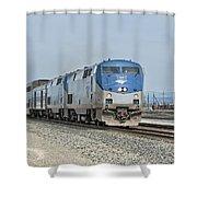 California Zypher Shower Curtain