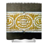 Callard And Bowser's Nougat Shower Curtain