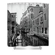 Calle A Venezia Shower Curtain