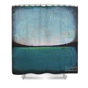 Calm Ocean 1 Shower Curtain