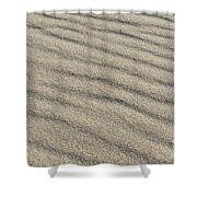 Calm Sands Shower Curtain