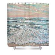 Calm Seas Shower Curtain