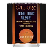 Caloro Shower Curtain