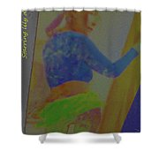 Calypso Shower Curtain