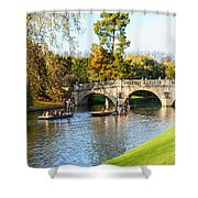 Cambridge 4 Shower Curtain