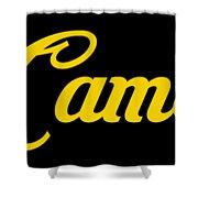 Camel-01 Shower Curtain