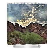 Camelback Mt  Shower Curtain