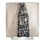 Camera Art Shower Curtain