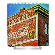 Cameron Patterson Hotel Shower Curtain