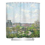 Camille Pissarro Shower Curtain