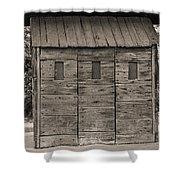 Camp Randall Stockade - Madison Wisconsin Shower Curtain