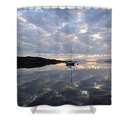 Campbeltown Dawn Shower Curtain