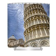 Campo Di Miracoli Shower Curtain