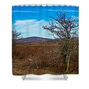 Canaan Valley West Virginia Shower Curtain
