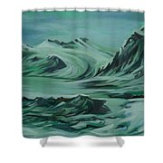 Canadian North Shower Curtain