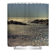 Canal Rocks, Yallingup, Western Australia Shower Curtain