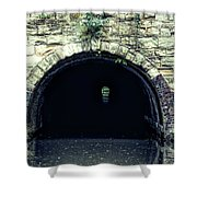 Canal Tunnel Shower Curtain