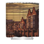 Canalside Living Shower Curtain