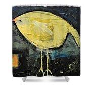 Canary Shower Curtain