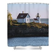 Candem Lighthouse Shower Curtain