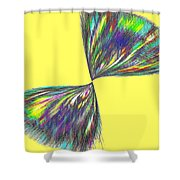 Candid Color 12 Shower Curtain
