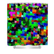 Candid Color 2 Shower Curtain