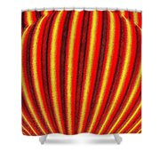 Candid Color 9 Shower Curtain