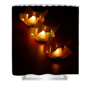 Candleworks Shower Curtain