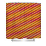 Candy 3 Shower Curtain