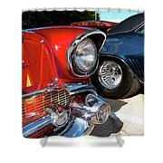 Candy Apple 57 Shower Curtain