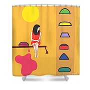 Candy Store Shower Curtain