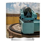 Cannon Track System Shower Curtain