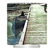 Canoe 2 Shower Curtain