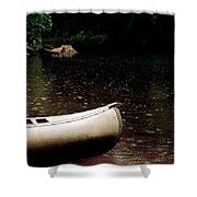 Canoe Shower Curtain
